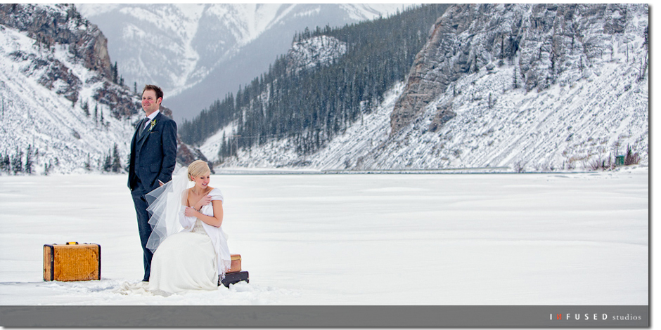 Erika + Chris :: Canmore, AB