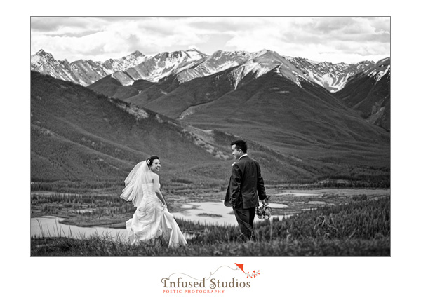 Leanne + Ben :: Canmore, AB