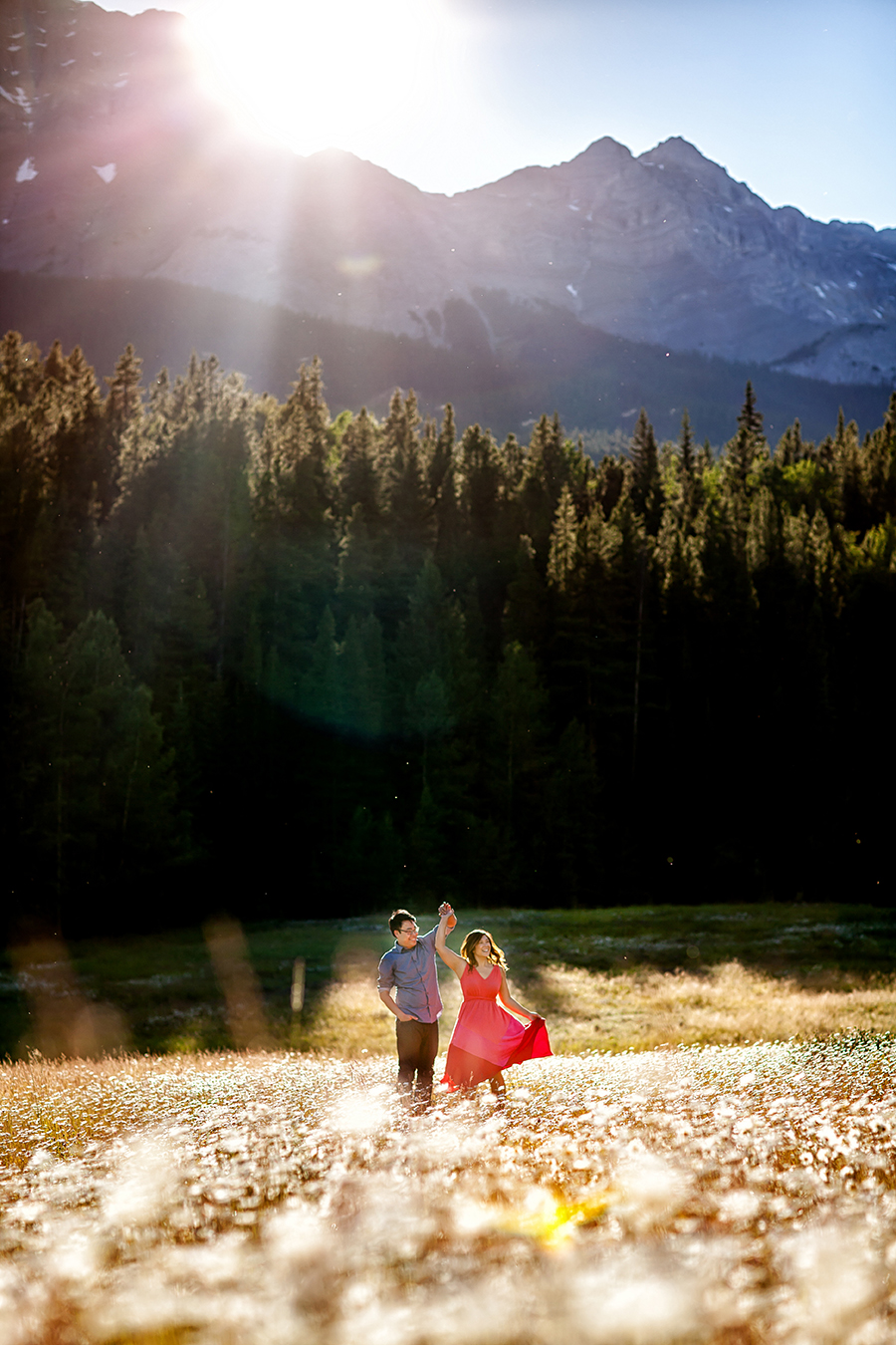 Canmore, Canada Engagement