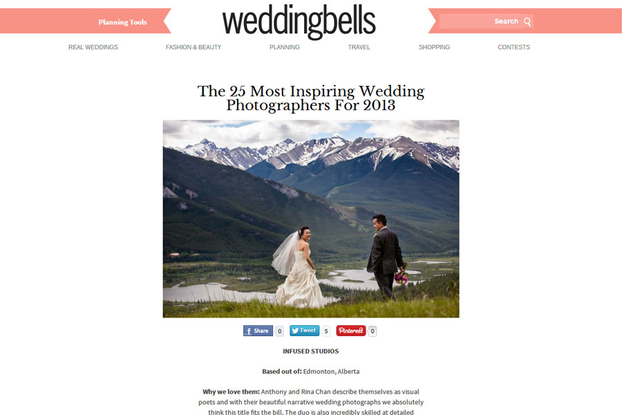Publications ::weddingbells Inspiring 2013