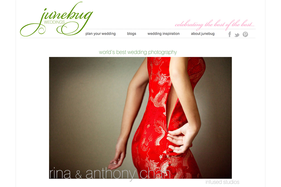 Junebug Weddings :: Best of best wedding photography 2011