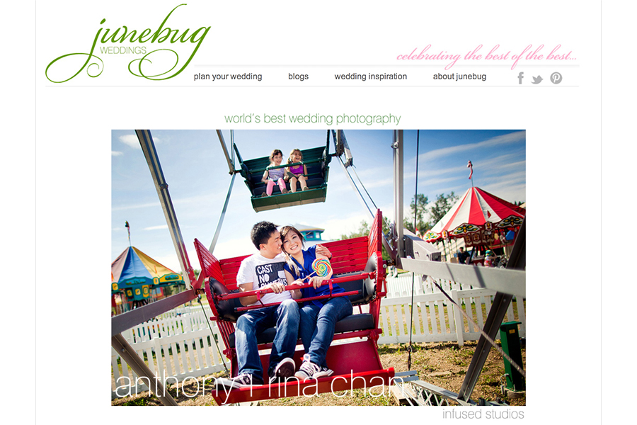 Junebug Weddings :: Best of best engagement photography 2013