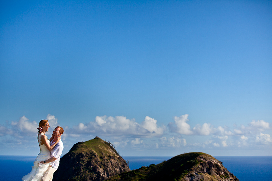 Ocean view :: Hawaii Wedding Photography by infusedstudios.ca