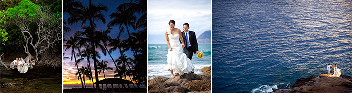 Felicia + Roby :: Hawaii Wedding Photography