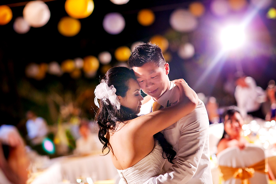 First Dance :: Destination Wedding Photography