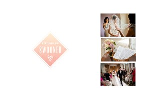 Featured Wedding :: Jennifer + Kevin on Swooned