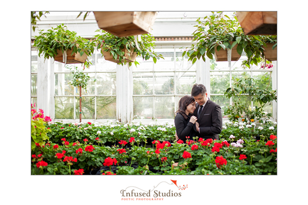 Seattle Engagement Photography :: Ada + Henry