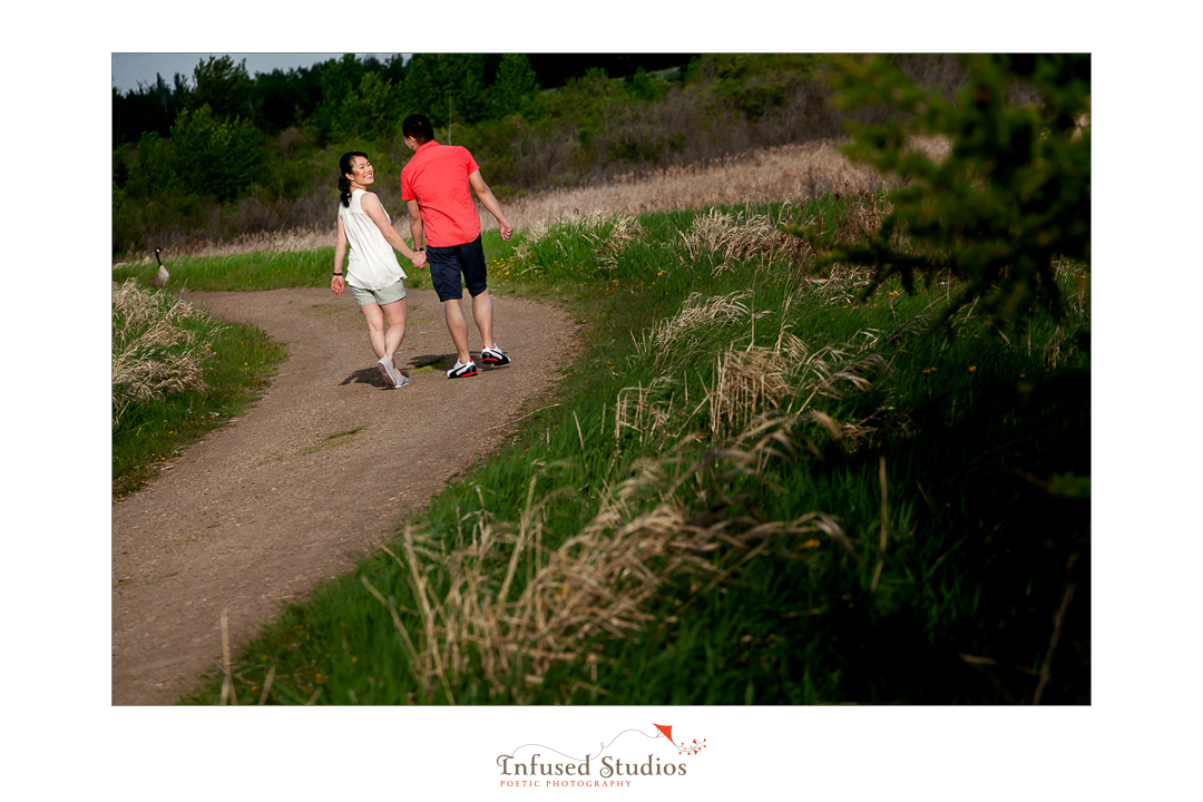 St Albert wedding & engagement photographers :: Rosanna + Chris' engagement