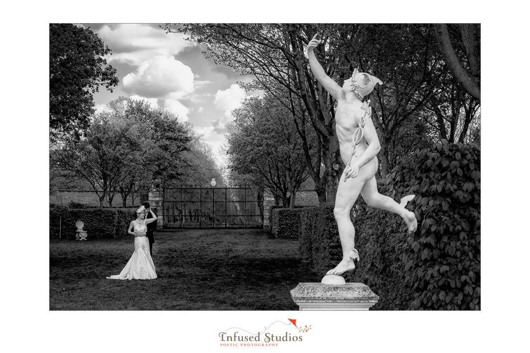 Creative London wedding photographers