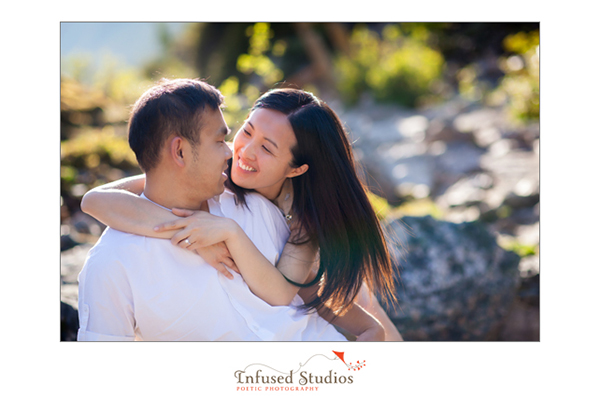 Rita + Anderson :: Calgary Engagement Photography