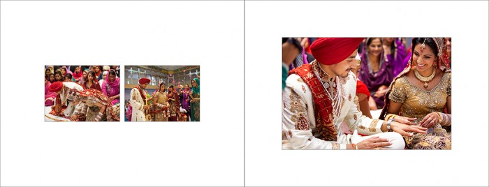 Wedding albums :: Jyoti + Sonu