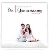 Anniversary Album :: Steph + Ryan