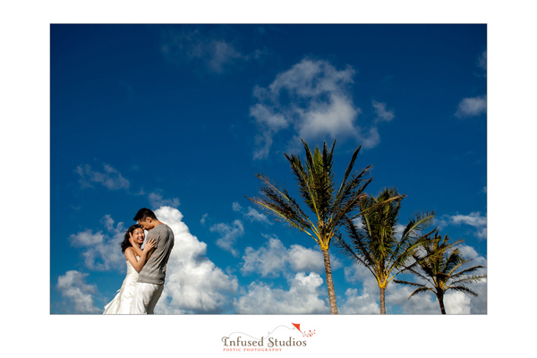 Jenn + Albert :: Kaui Trash the Dress Destination Wedding Photography