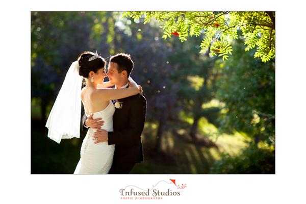 Catherine + Dan :: Bridal Portrait