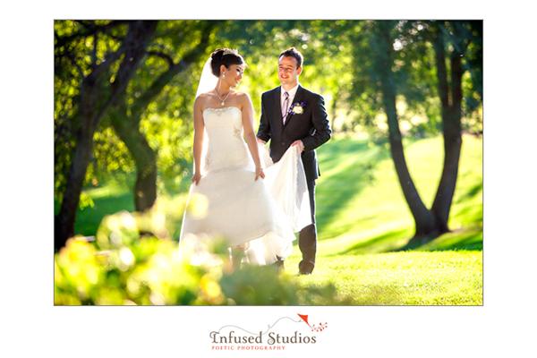 Bridal portraits, Edmonton