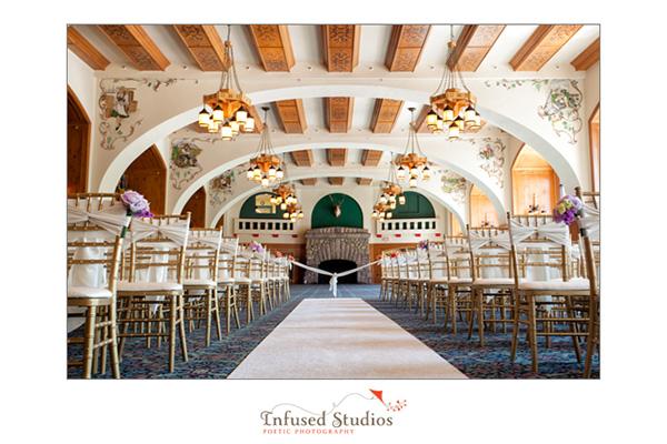 Fairmont Lake Louise, Ball Room, Infused Studios, Destination Wedding Photography