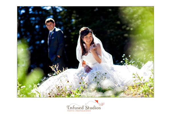 Bride and Groom, Lake Louise, Formals, Destination Wedding Photography