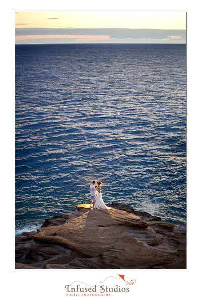 Hawaii Destination Wedding :: Felicia + Roby