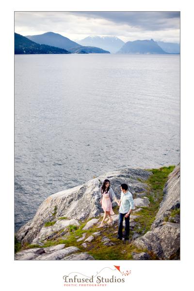 Vancouver Engagement Photos :: Coast