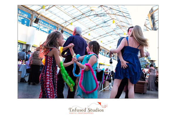 wedding reception :: dance floor