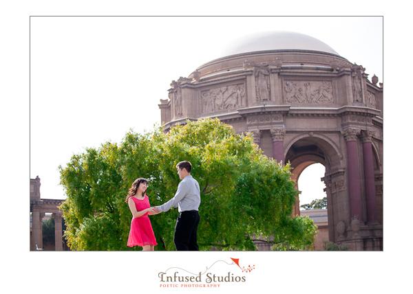 Carmen + Al :: San Francisco engagement shoot
