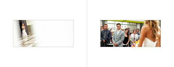 April + Mike :: Award winning wedding album