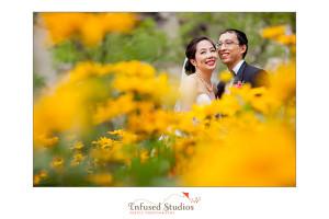 Fine art Edmonton wedding photography
