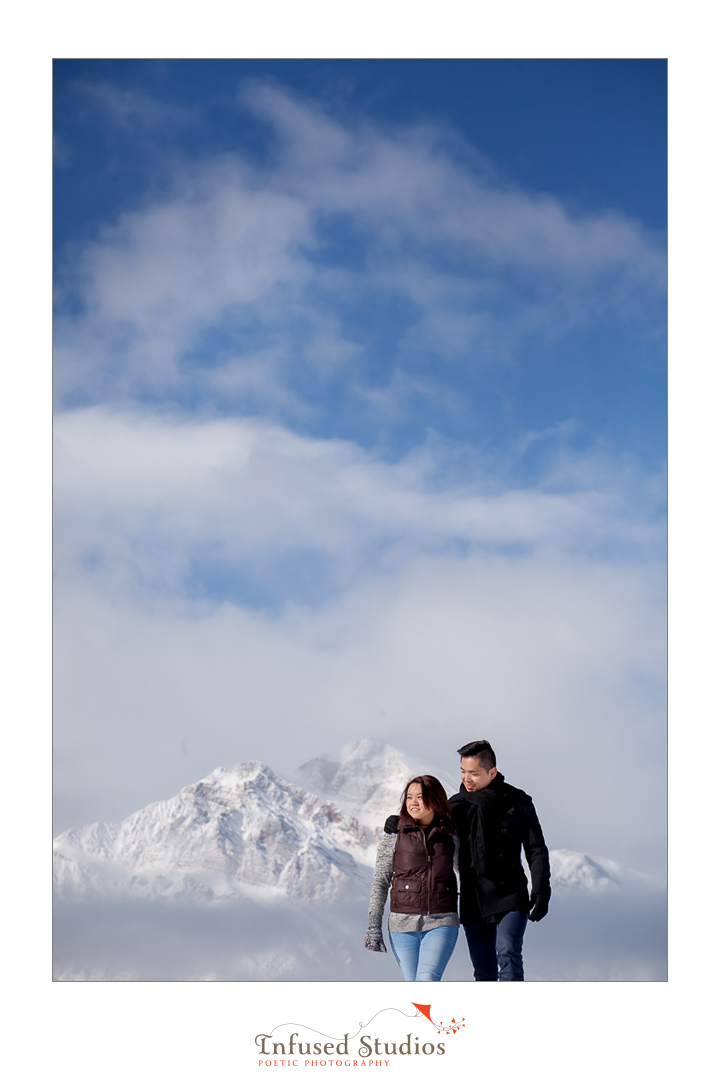 Rocky mountain engagement photographers Infused Studios
