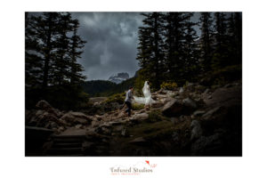 Lake Louise Engagement Photographer