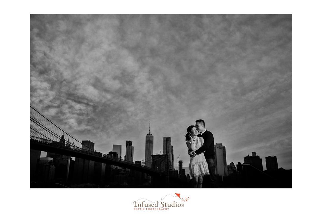 New York Engagement photographers :: Cara + Keith engagement