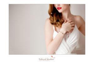 Paris inspired styled wedding shoot :: dress bodice detail