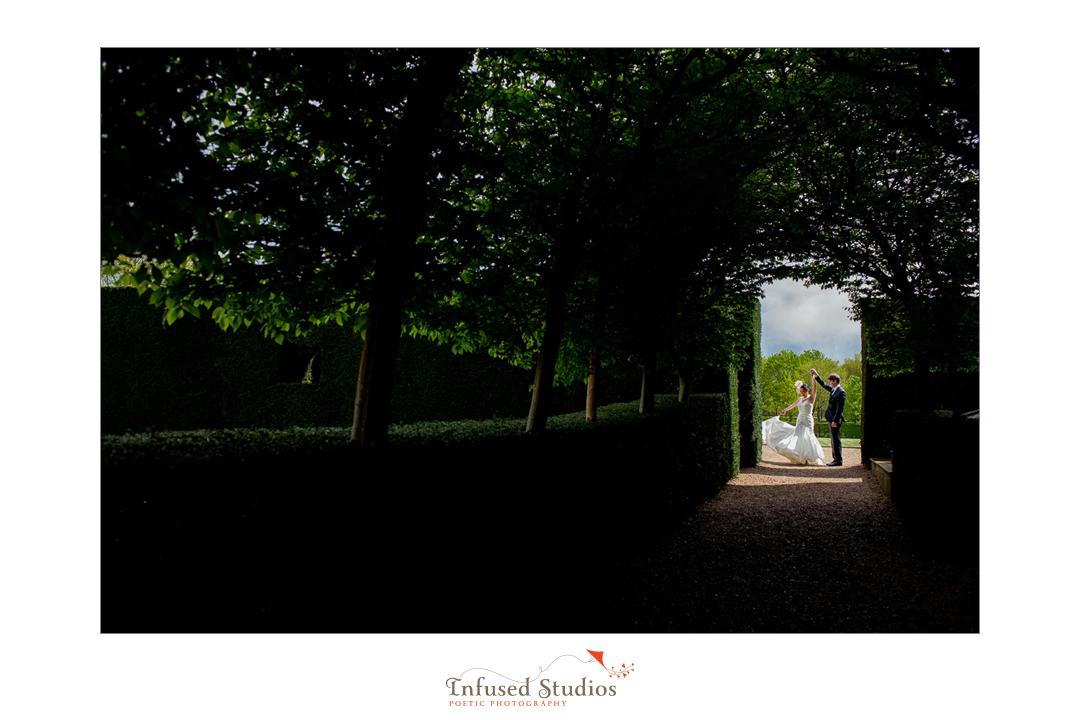 London wedding photography :: creative bridal portraits